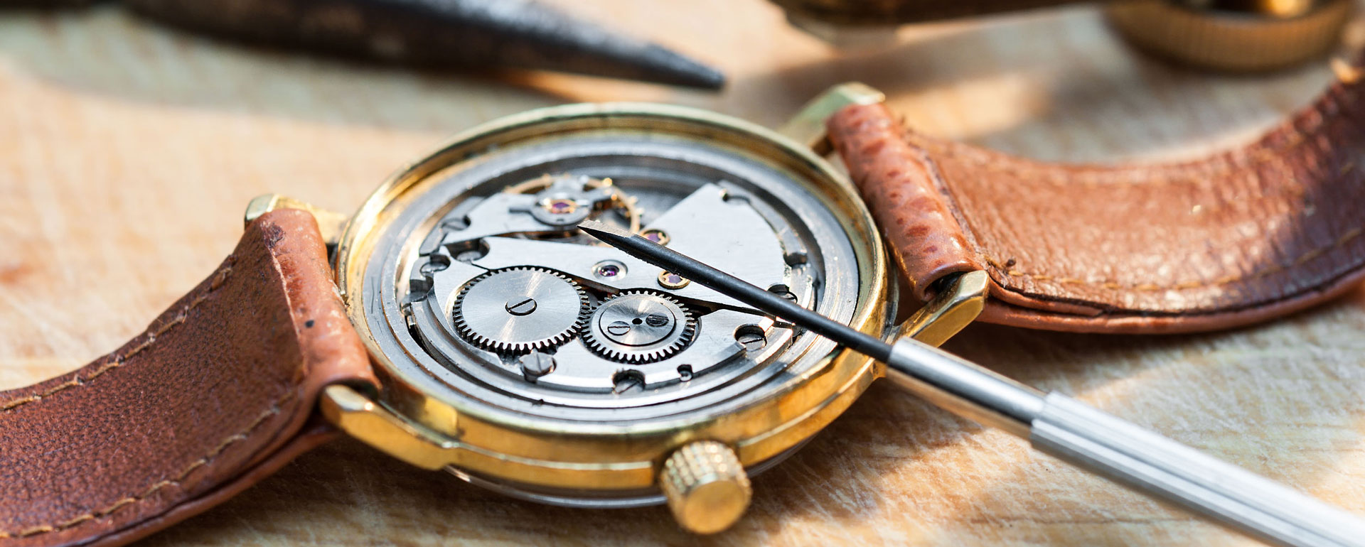 watch repair company